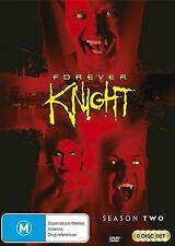 Forever Knight Season 2 - Clay Borris NEW R4 DVD
