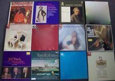 Aria Classical 33 RPM Speed Vinyl Records