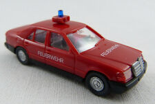 Mercedes MB 260 E Feuerwehr rot Wiking 16600 1:87 H0 in OVP [WK]