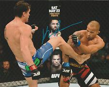 KYLE NOKE SIGNED AUTO'D 8X10 PHOTO UFC 127 122 193 FIGHT NIGHT ELITE XC MMA B