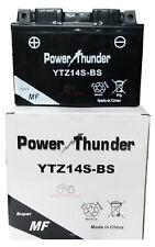 BATTERIA POWER THUNDER YTZ14S-BS 12 V 11 AH YAMAHA FZ1 FAZER 1000 2006-2012