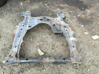 07-08 Acura RDX Front Crossmember Subframe Frame Beam  Cradle O