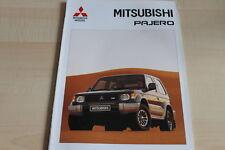 111999) Mitsubishi Pajero Prospekt 09/1992