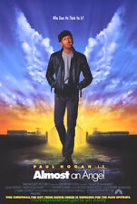 ALMOST AN ANGEL MOVIE POSTER PAUL HOGAN ORIGINAL 27x40 ROLLED