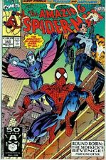 Amazing Spiderman # 353 (Mark Bagley) (Estados Unidos, 1991)