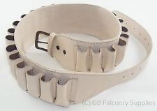 Shotgun leather cartridge belt Girovita 36-40 pollici