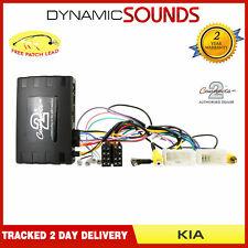 CTUKI01 Infoadapter Stalk Control Adaptor for Kia Sorento Carnival Sedona 2015>