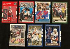 2016 Panini Donruss Football Insert And Parallel Cards Lot You Pick