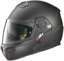 CASCO HELMET MODULARE G9.1 EVOLVE KINETIC N-COM FLAT BLACK GREX SIZE XL