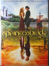 The Princess Bride DVD 20th Anniversary Collector's Edition (2007)
