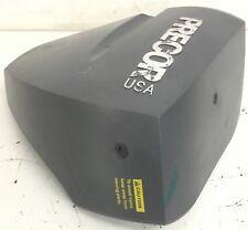 Precor 9.3x M9.3x Treadmill Stone Gray Plastic Left Rear Endcap 44085-103