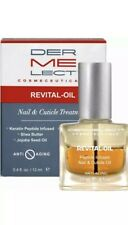Dermelect Revital-Oil Nail & Cuticle Treatment , New In Box