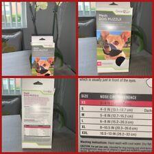 New listing �Good2Go Mesh Dog Muzzle Extra -Small 3-4 Nose Circum. {Brand New}�