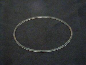 3mm  Rundriemen Riemen Antriebsriemen Keilriemen drive belt transparent