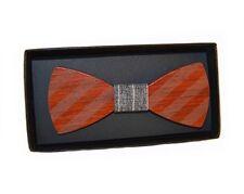 TIE BOW Men Wooden Necktie Bowtie S Tuxed Gifts Fashion wedding Graduation gift