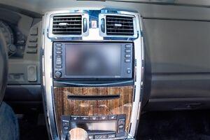2004-2009 Cadillac XLR Upper & Lower Center Console Trim Plate