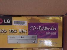 Lot de 4 Graveurs LG CD Rewriter GCE-8525B Internal E-IDE/ATAPI