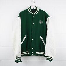 Vintage OHIO BOBCATS American Football Varsity Jacket Size Mens XXL /R39021