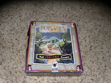 Populous II Commodore Amiga New and Sealed in box
