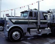 "1980's Freightliner Semi Truck Rig 8""x 10"" Photo 10"