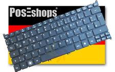 ORIG. QWERTZ teclado Acer ultrabook aspire s3 s3-391 s3-392 s3-951 de negro