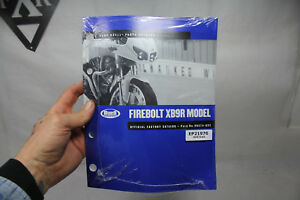 NEW Buell Firebolt XB9R official 99574-03Y parts manual catalog 2003 EP21976