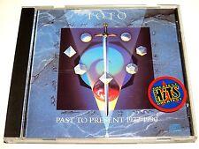 cd-album, TOTO - Past To Present 1977-1990, 13 Tracks, Austria
