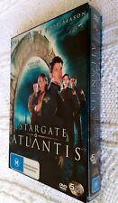 STARGATE - ATLANTIS - THE COMPLETE SEASON 1- DVD, 5-DISC BOX SET