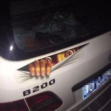 Car Sticker Vinyl Decal Funny Scary Bumper Window Bonnet Door Monster Eyes