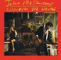 John Mellencamp - Whenever We Wanted - CD Album NEU -