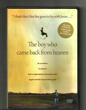 THE BOY WHO CAME BACK FROM HEAVEN (2010, DVD) Alex Malarkey: Christianity