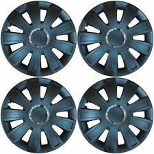 """4 x Back Wheel Trims Hub Caps 16"""" fits Nissan Micra Almera Note Pixo Primera"""