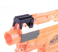 Worker Mod Top Rail Adapter Picatinny Base Set for Nerf Stryfe Modify
