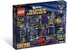LEGO DC Super Heroes The Batcave 6860