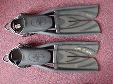 Scubapro Twin Jet Max Fins XLarge Black