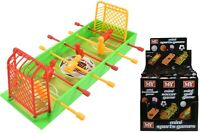 MINI SPORTS GAMES - BASKETBALL /  SOCCER FOOTBALL or GOLF TRAVEL TABLETOP TOY