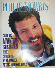 Philip Morris Magazine Charlie Ross Adventure October 1989 010215R