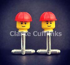 LEGO Mini Figure Costruttore Idraulico Gemelli Da Uomo Regalo