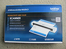 Brand New Brother DSmobile 620 Mobile Color Page Scanner