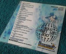 Karaoke Cdg Disc mrh035 Mr Entertainer Pop Hits, See description, 18 tracks/arts
