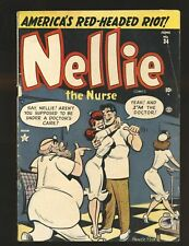 Nellie The Nurse # 34 G/VG Cond.