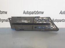 BMW E90 Pre LCI Passenger Front Bumper Fog Light Grill oem Nsf 7154551 #ud2a
