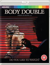 BODY DOUBLE [Blu-ray] 1984 Melanie Griffith, Brian De Palma Film Indicator Movie