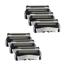 Braun 32S Replacement Cassette For 310 Shaver Model - 6 Pack