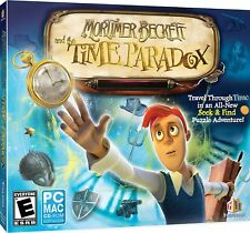 Mortimer Beckett And The Time Paradox PC Games Windows 10 8 7 XP Computer