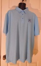RIVIERA 2017 US AMATEUR Straight Down Blue Polo Shirt ~ Men's XL X-LARGE ~ NWOT
