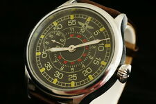 Vintage military style German & CCCP WAR2 airforce watch Commander