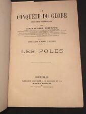 [7778-B26] Hertz Charles - La Conquête du Globe - Les Pôles