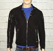 NEW DIESEL J-Arthur-L Jacket Black Size Medium Slim NWT Made in India $498.00