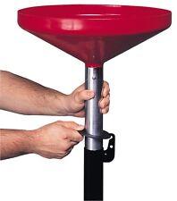 Lisle #11102: 8-Gallon Oil Lift Drain w/ Quick-Release Height Adjustment.
